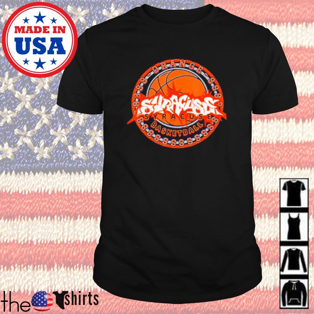 Syracuse Street Style Baller Basketball shirt