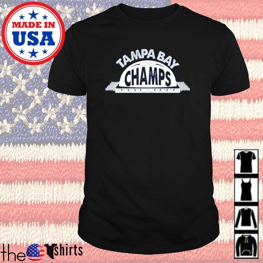 Tampa Bay Bubble 2020 Champs shirt