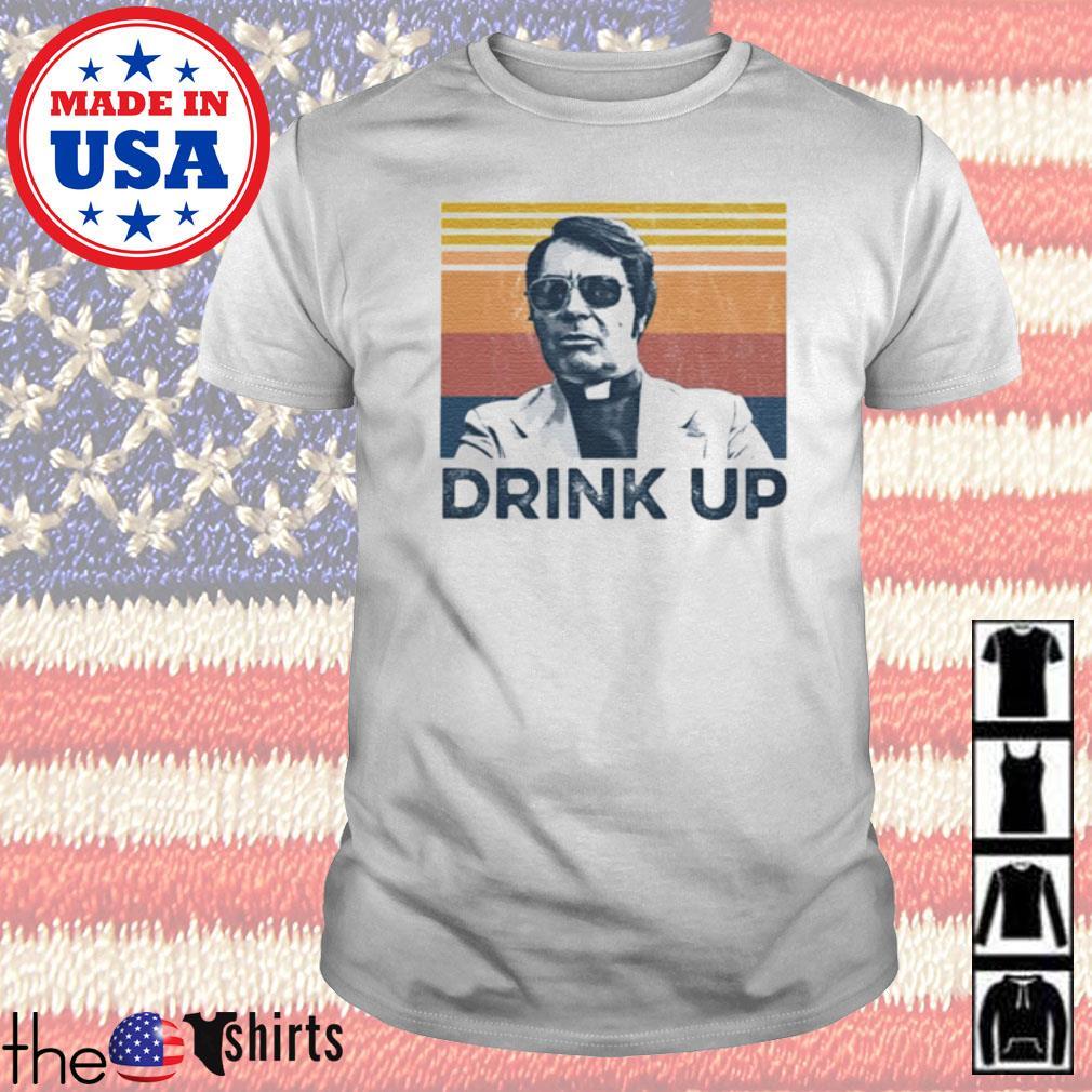 Vintage Jim Jones drink up shirt