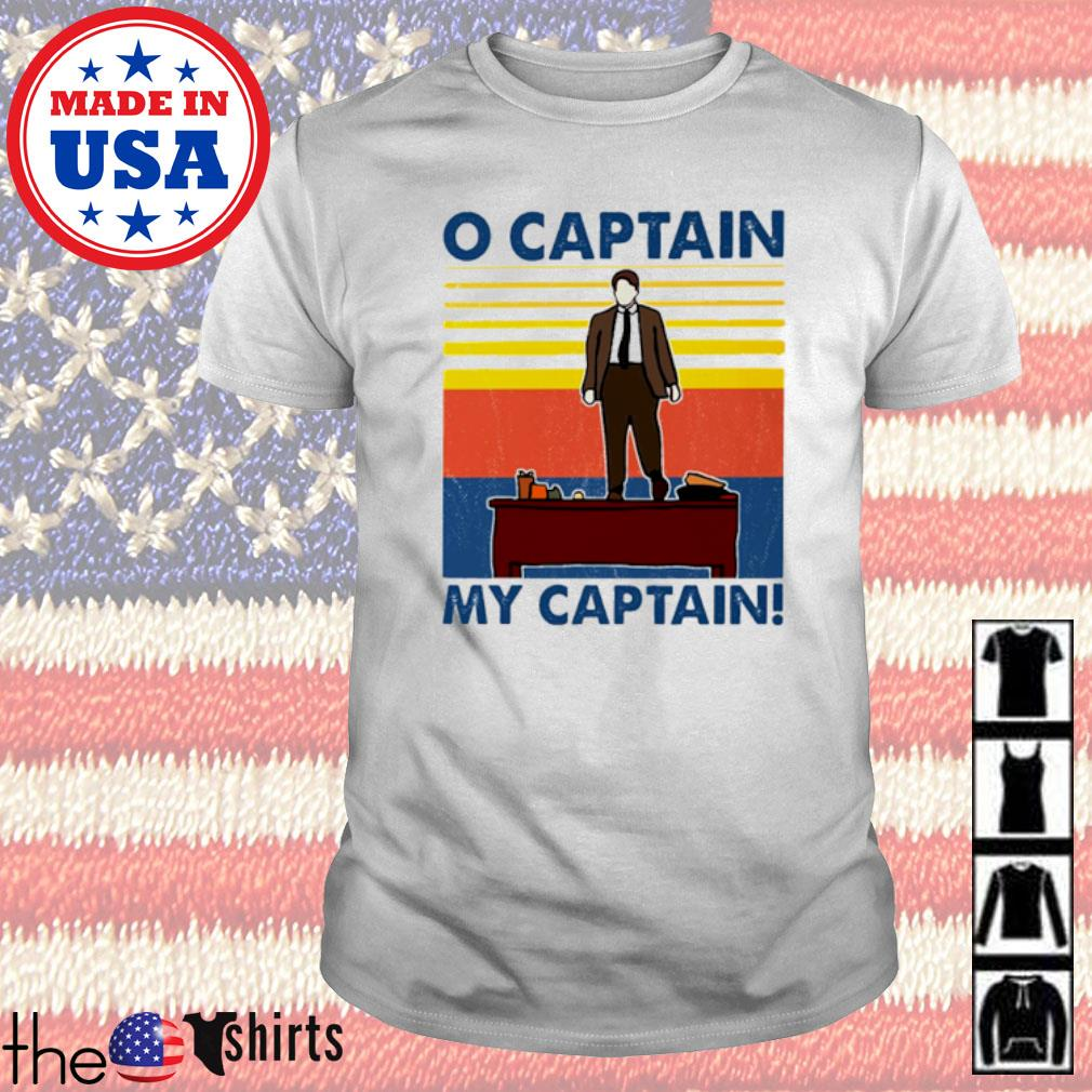 Vintage O Captain My Captain shirt