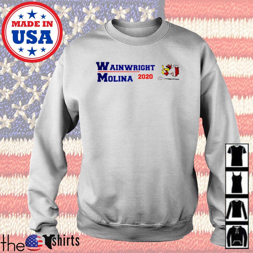 Wainwright Molina 2020 American s Sweater White
