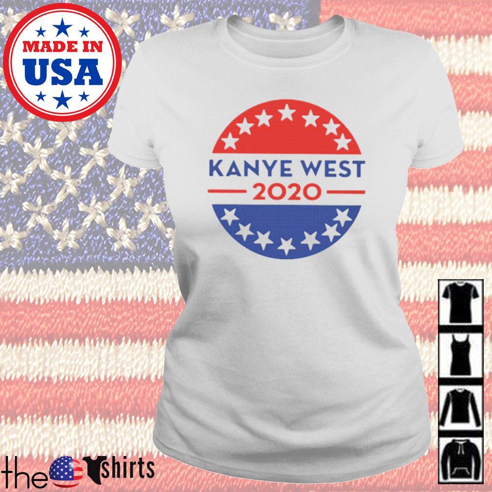Kanye west 2020 American s Ladies tee