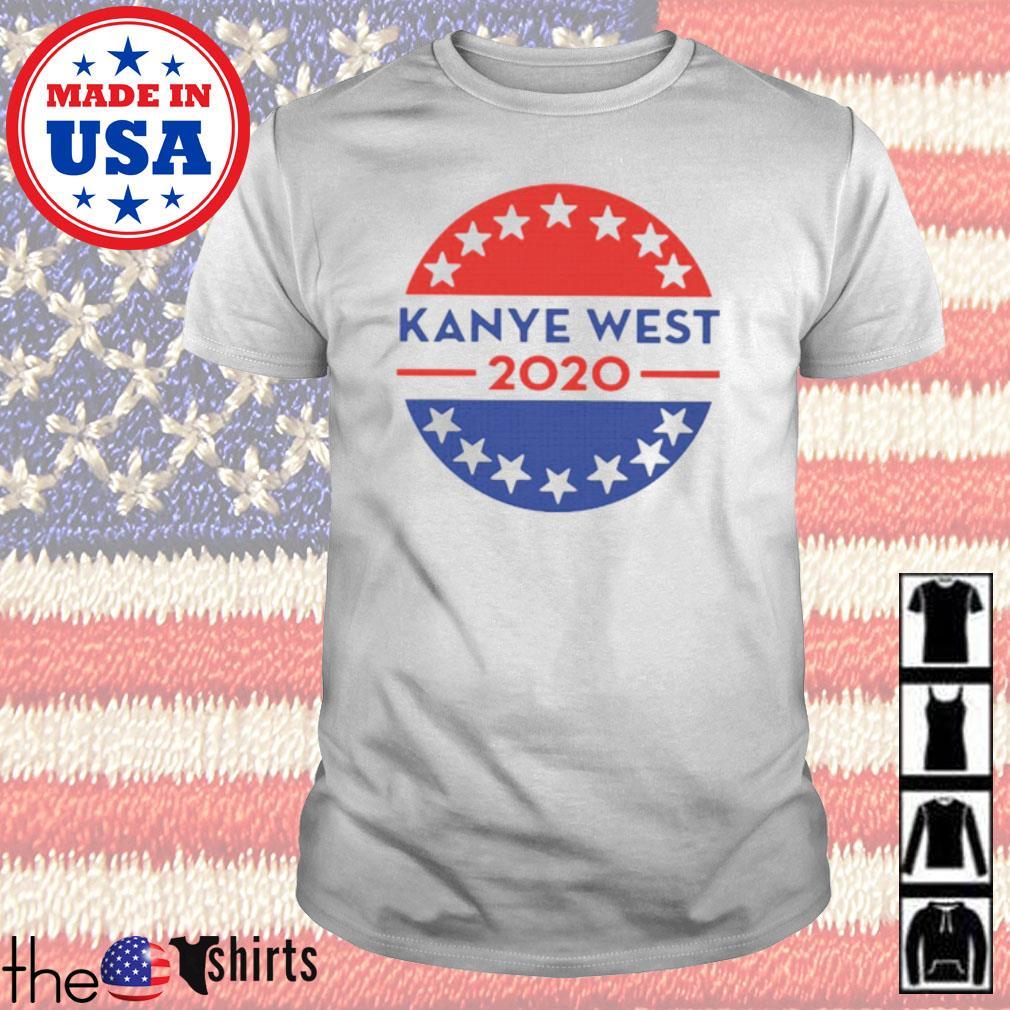 Kanye west 2020 American shirt
