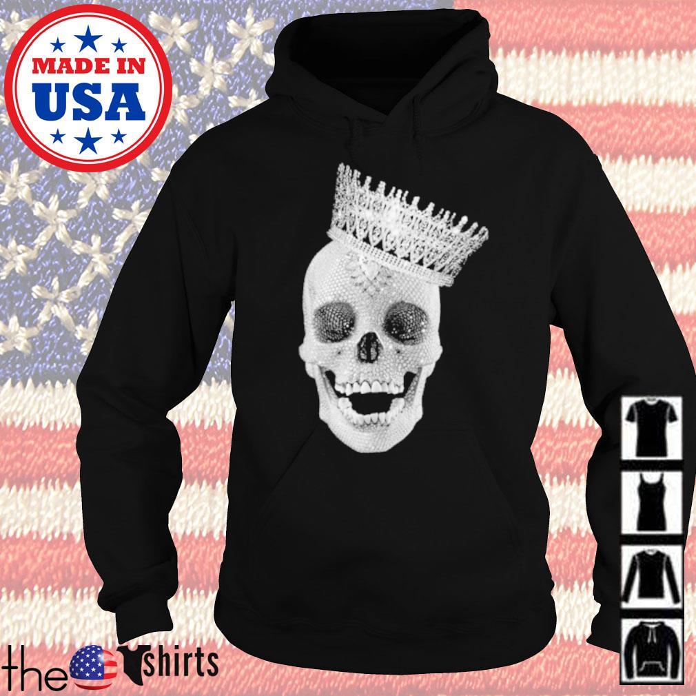 King Skull diamond s Hoodie