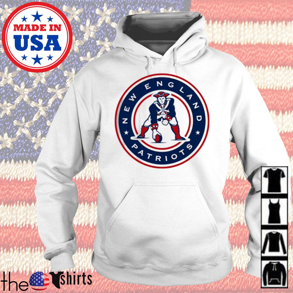 New England Patriots throwback s Hoodie