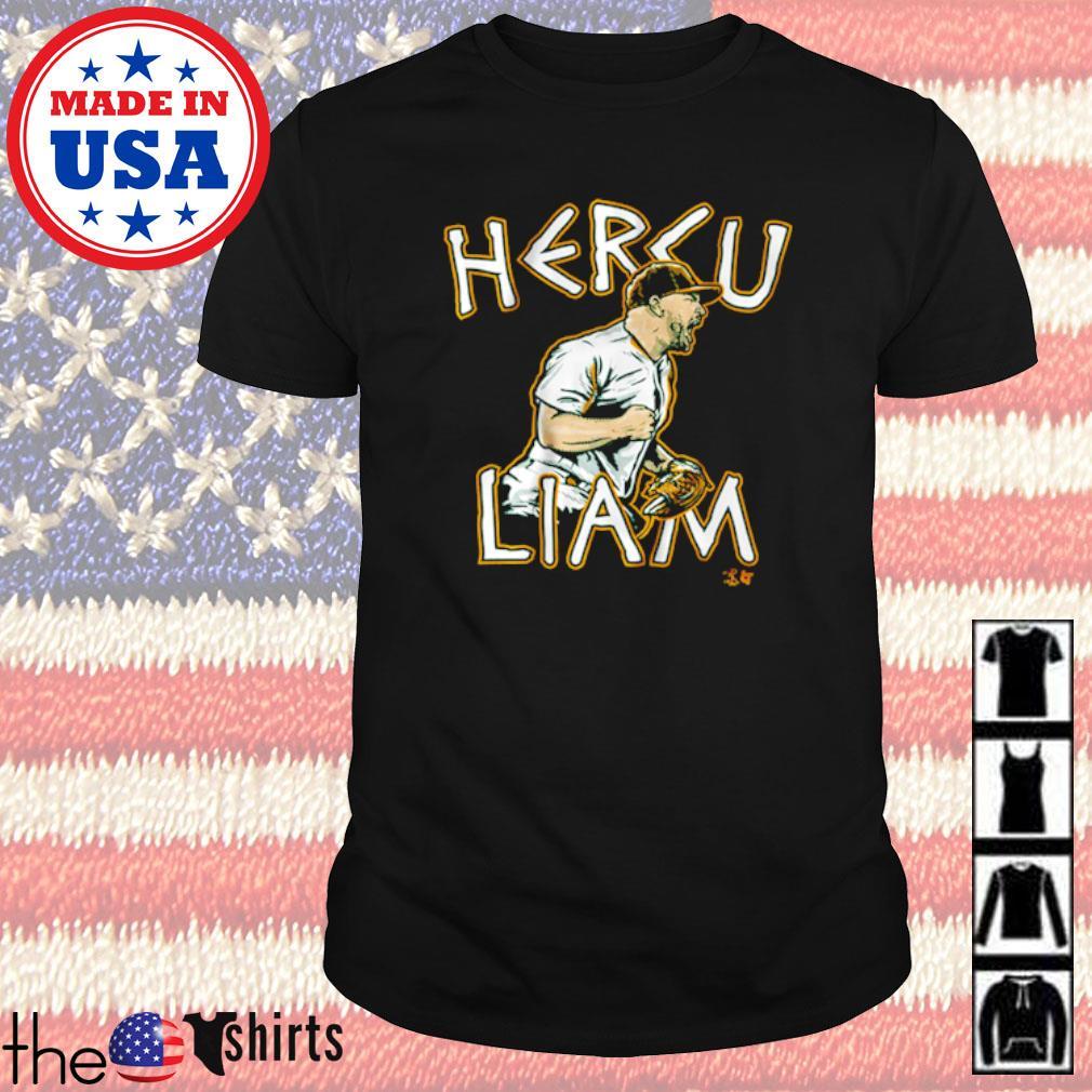 Oakland Athletics Liam Hendriks Hercu Liam shirt