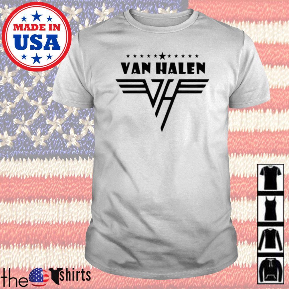 Star Eddie Van Halen shirt