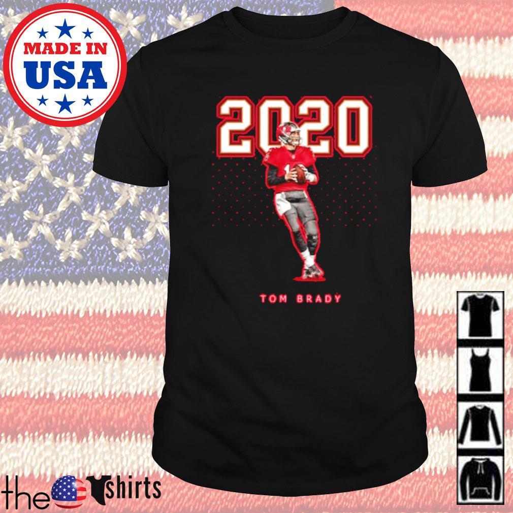 Tampa Bay Buccaneers 2020 Tom Brady football shirt