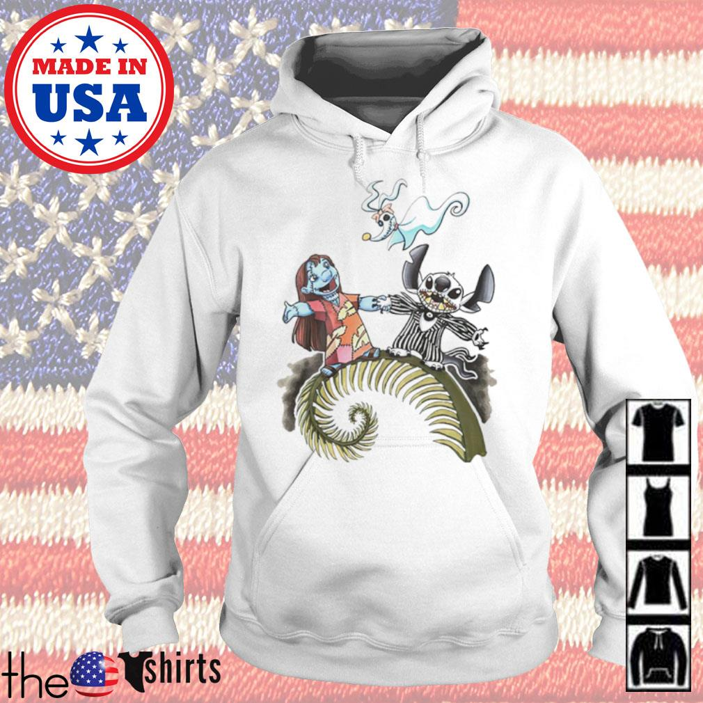 The Nightmare before Christmas Lilo and Stitch s Hoodie