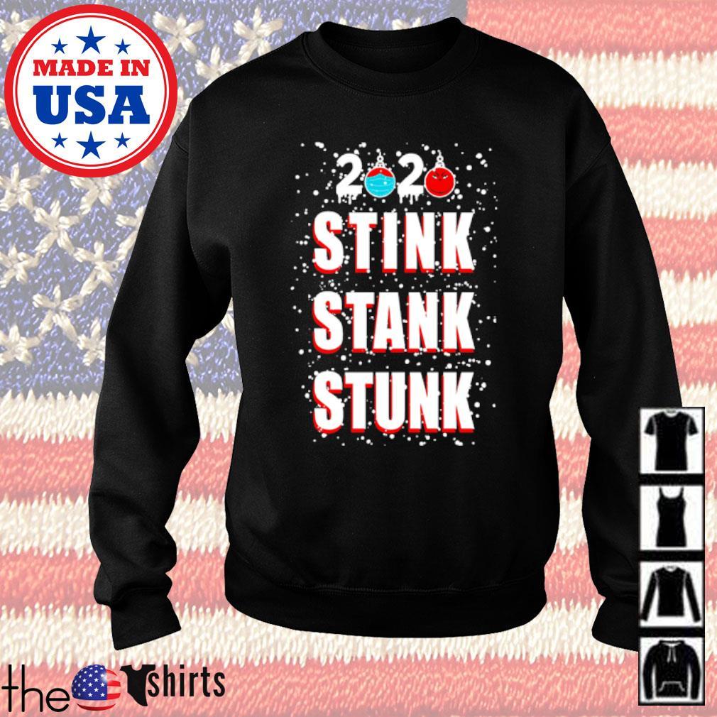 2020 Stink stank stunk Christmas sweater