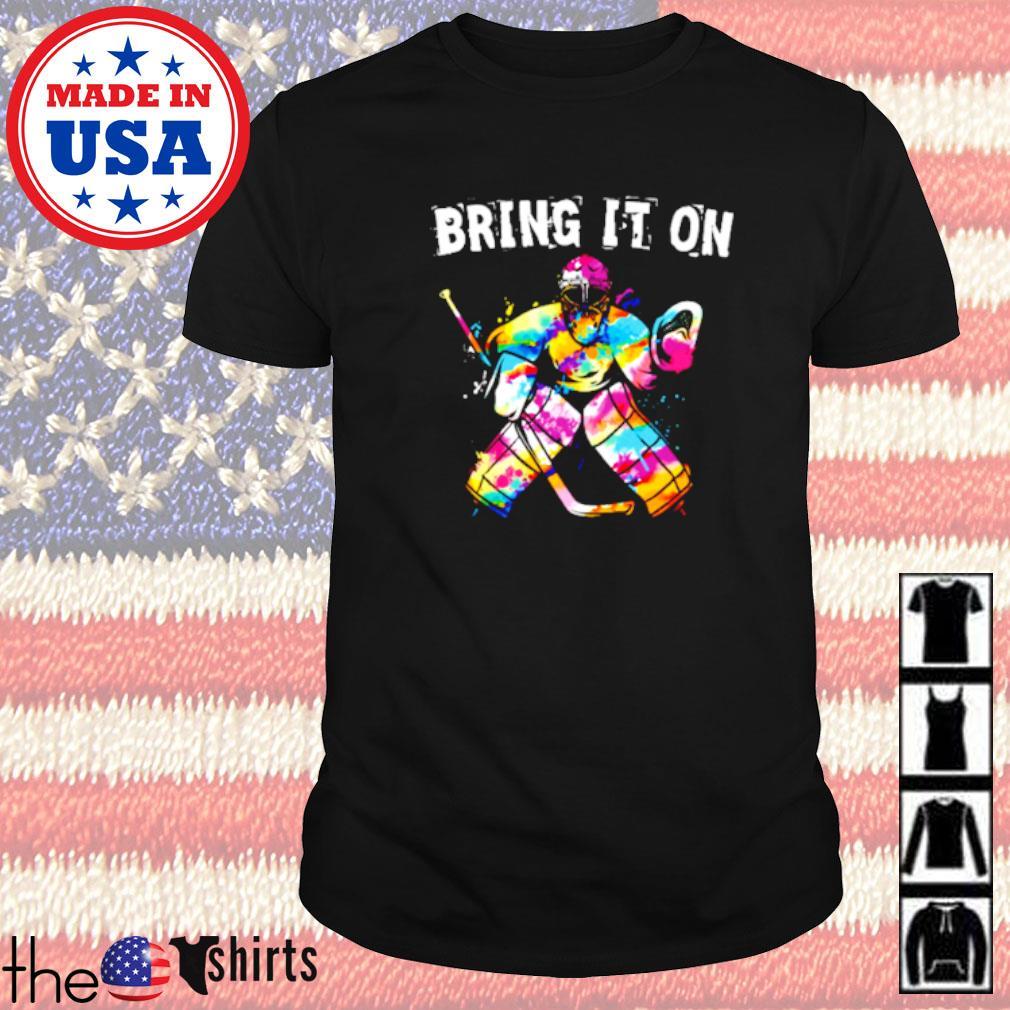 Hockey bring it on shirt