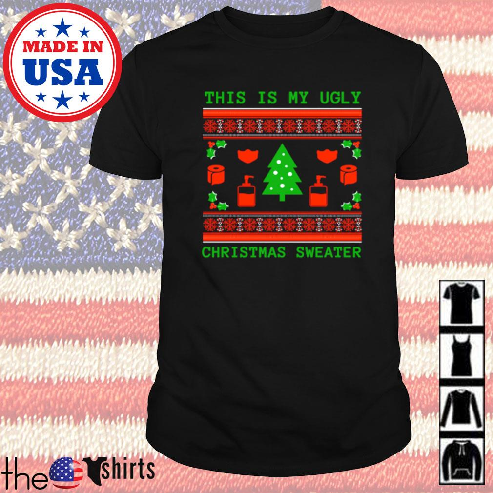This is my ugly Christmas sweater shirt
