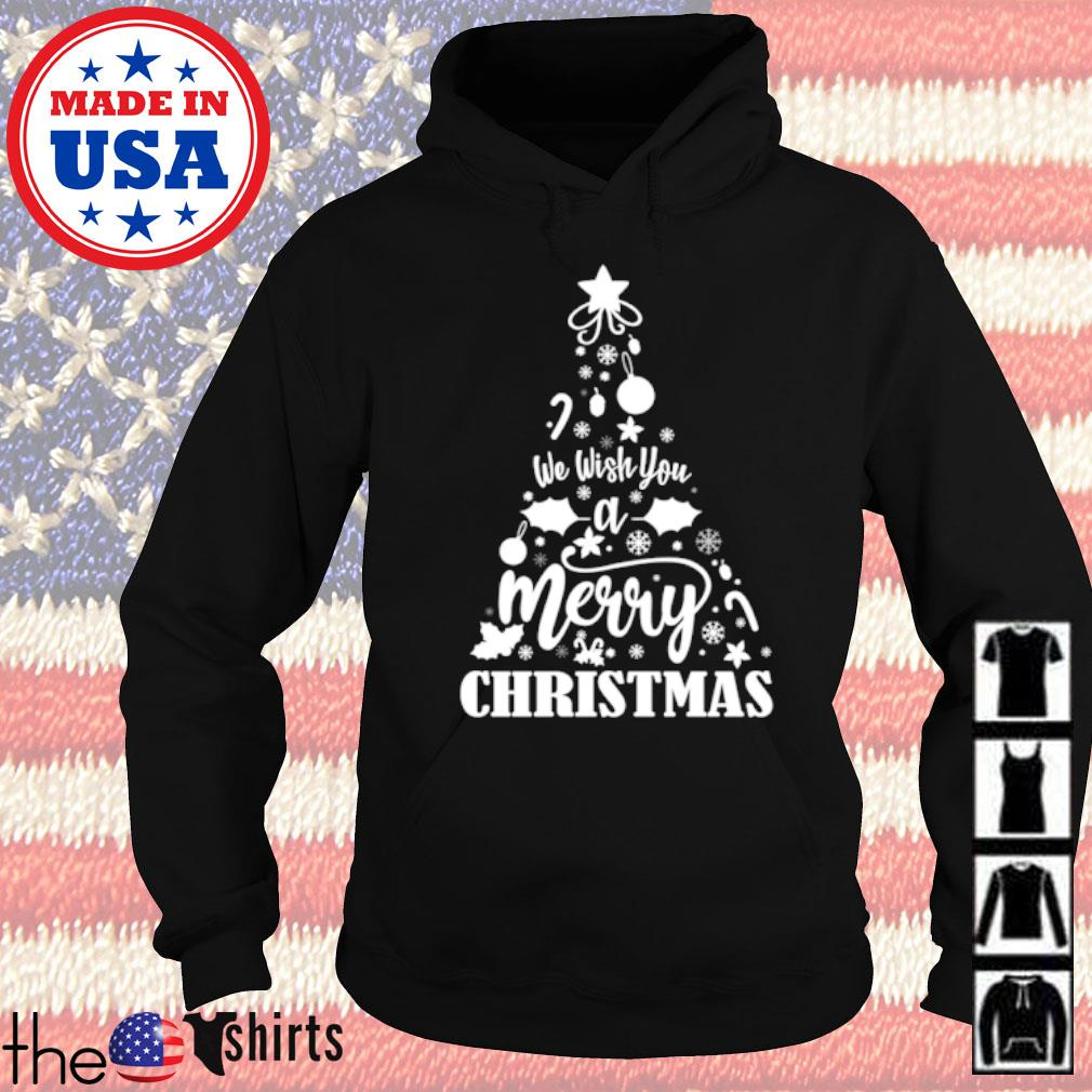We wish you a merry Christmas sweater Hoodie