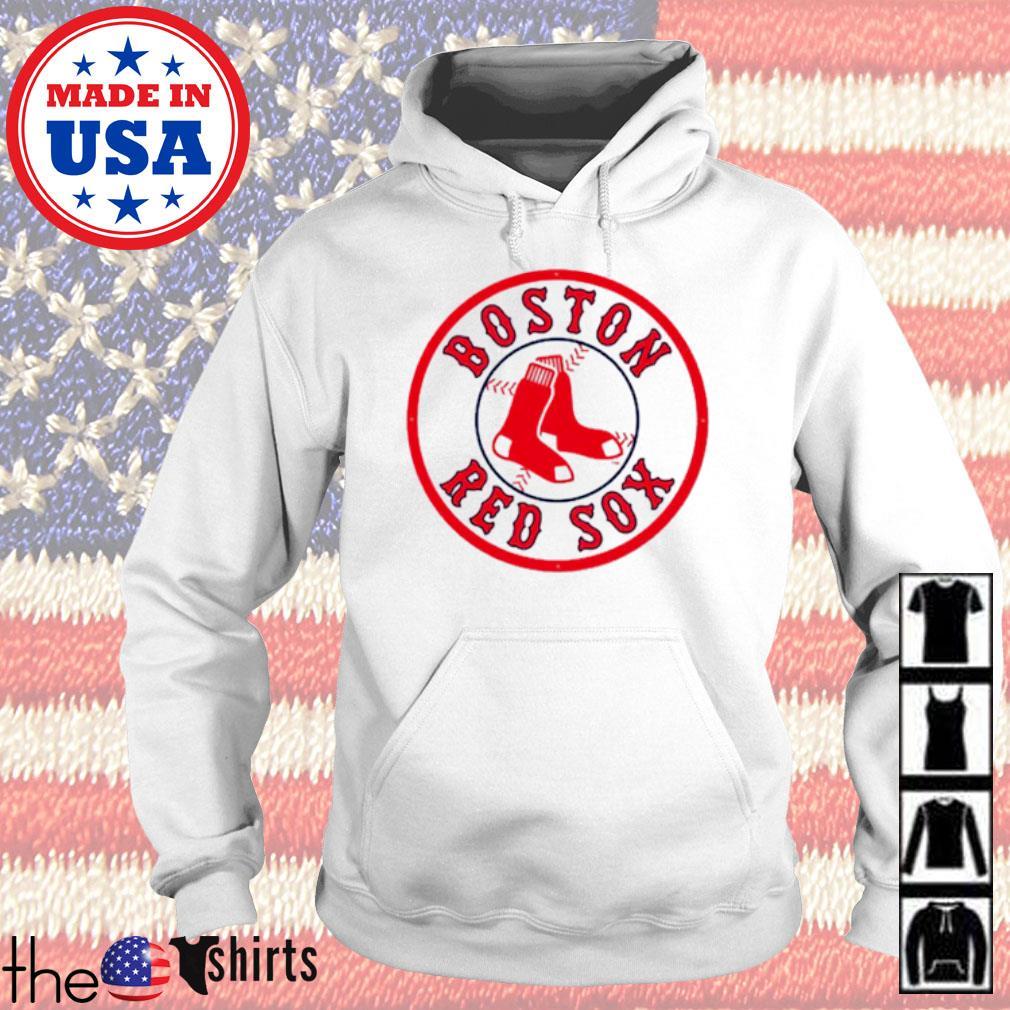 Boston Red Sox socks s Hoodie