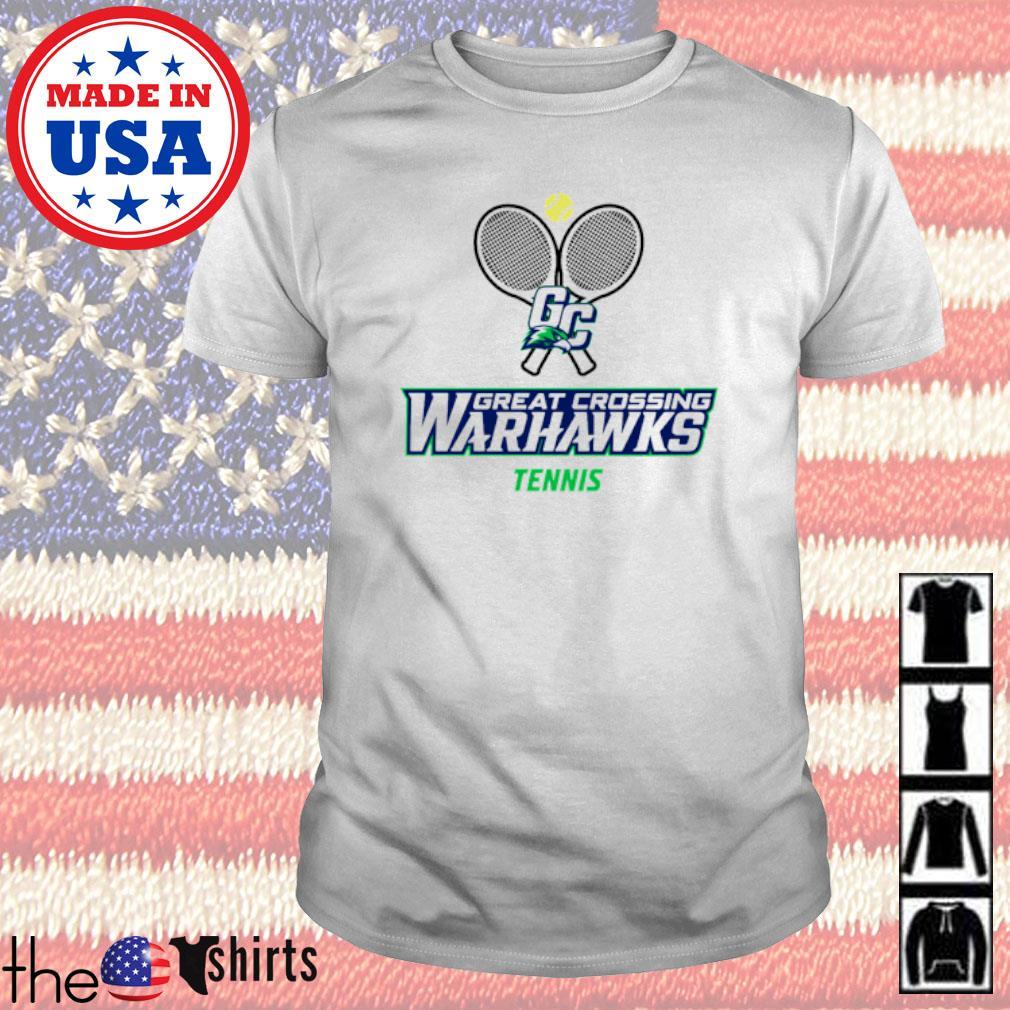 Great crossing warhawks Tennis high school Warhawks shirt