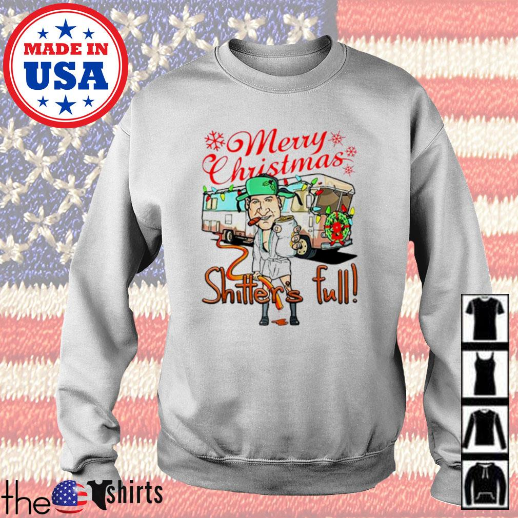 Merry Christmas shitters full Christmas vacation sweater
