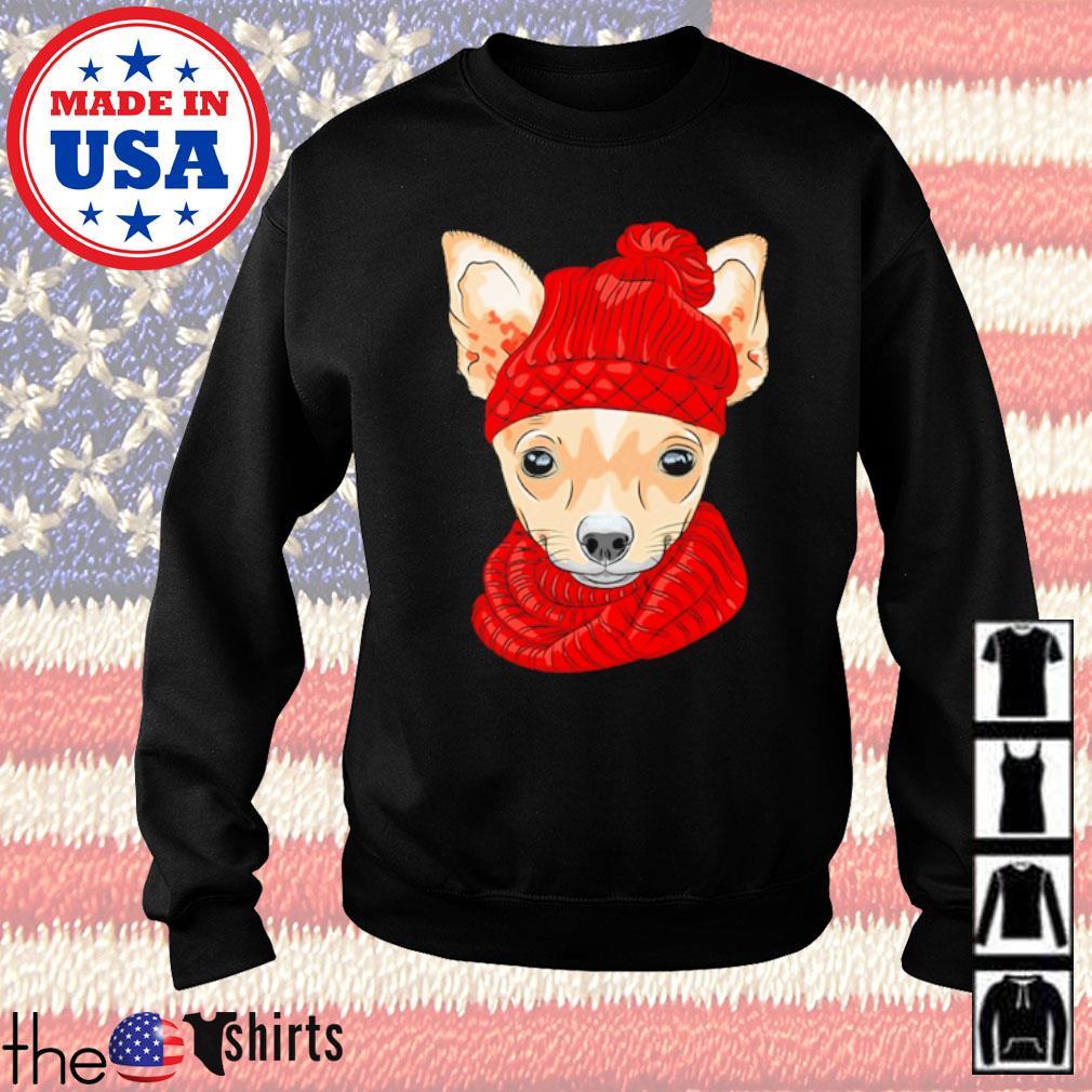 My cute chihuahua Christmas sweater