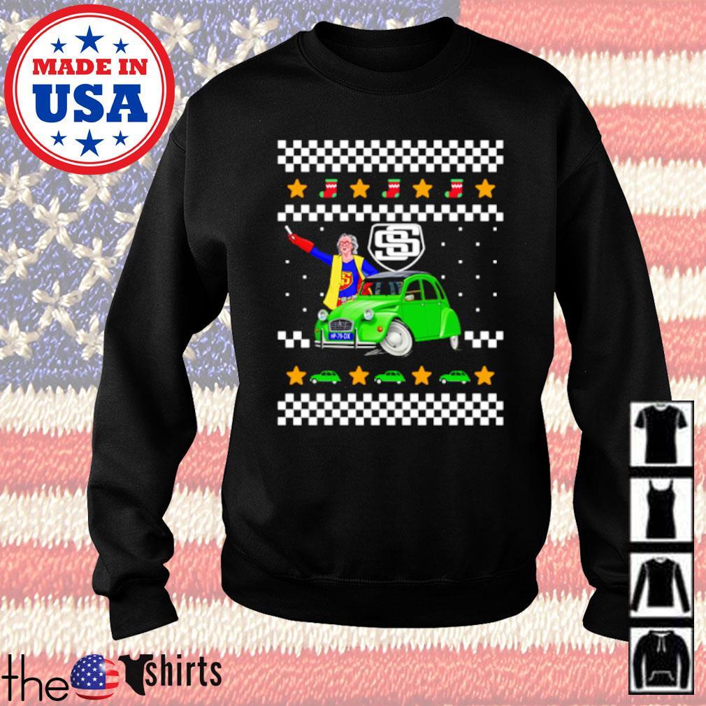 Super Sjakie ugly Christmas sweater