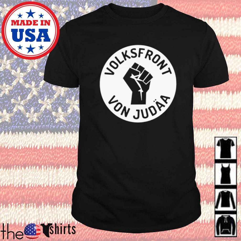 Volksfront Von Judaa shirt