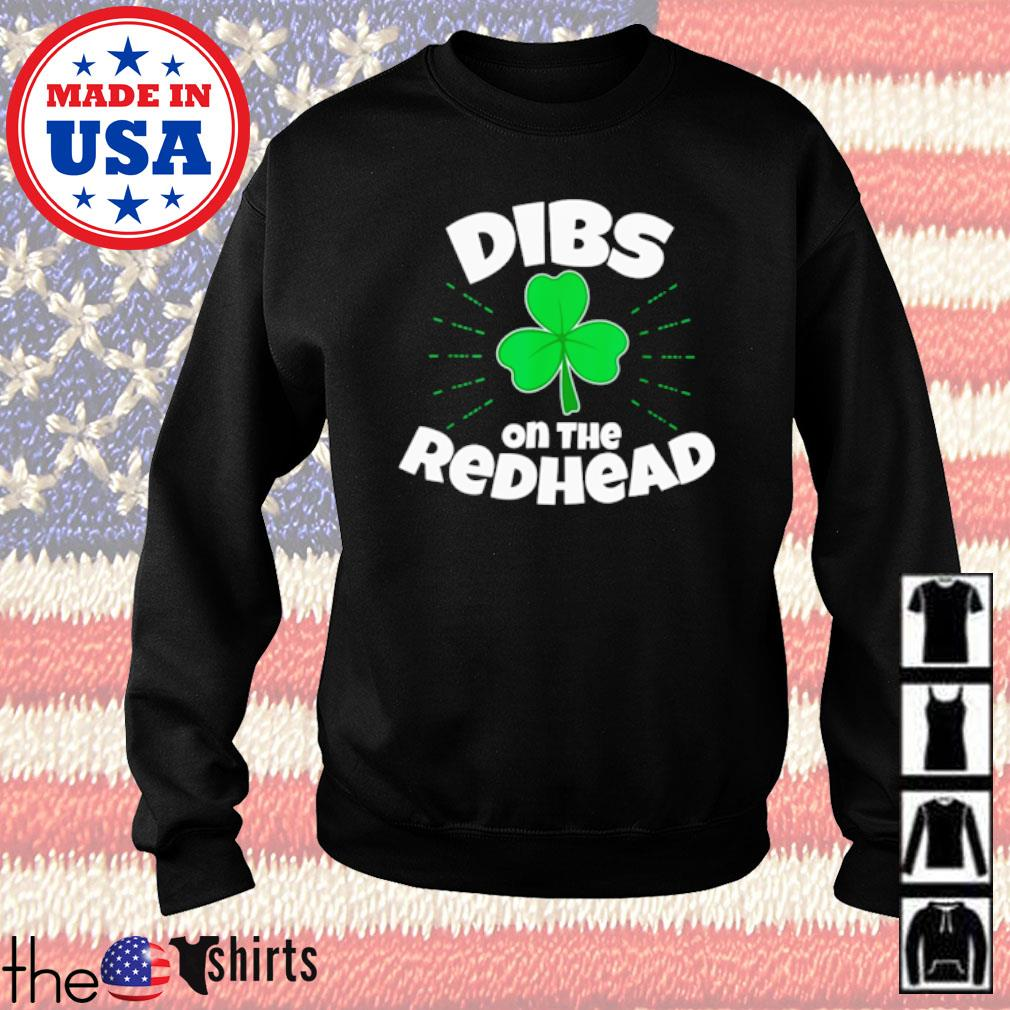Dibs on the redhead s Sweater