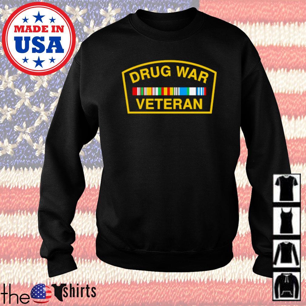 Drug war veteran s Sweater