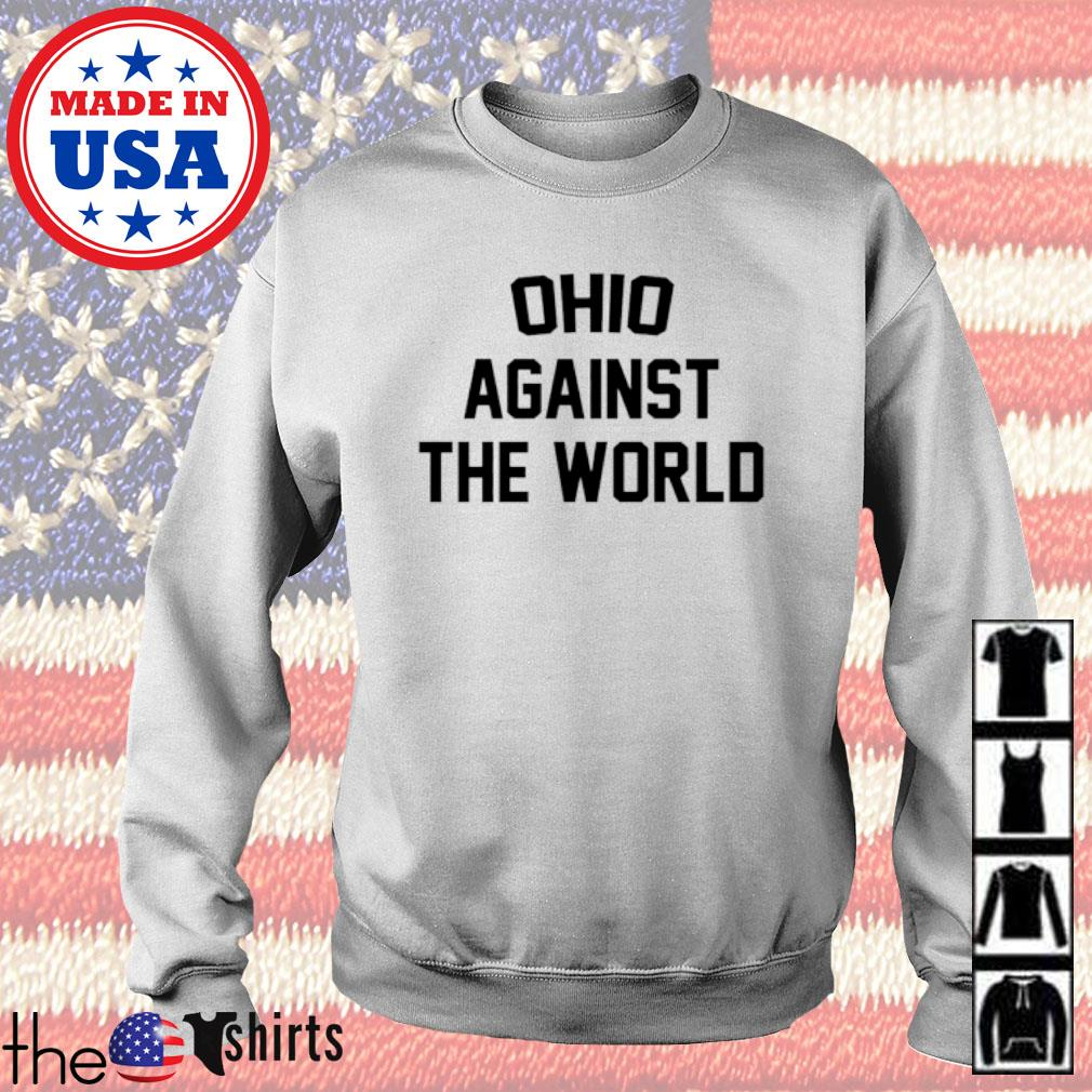 Ohio against the world s Sweater