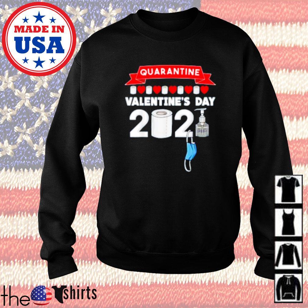 Valentine's day 2021 Covid-19 s Sweater