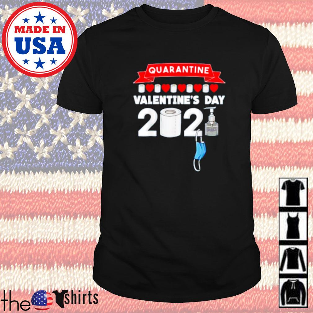 Valentine's day 2021 Covid-19 shirt