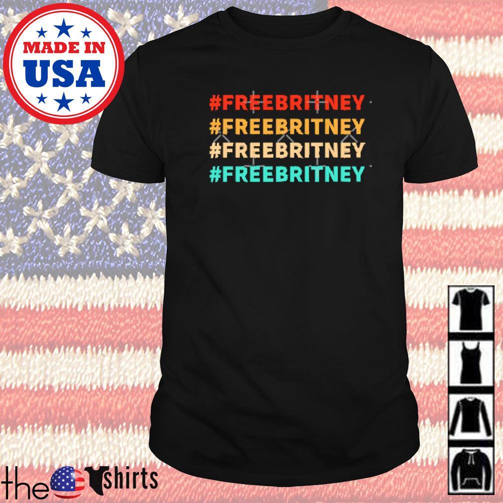 Free Britney vintage shirt
