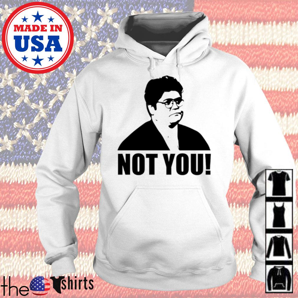 Not you Guillermo what we do in the shadows s Hoodie