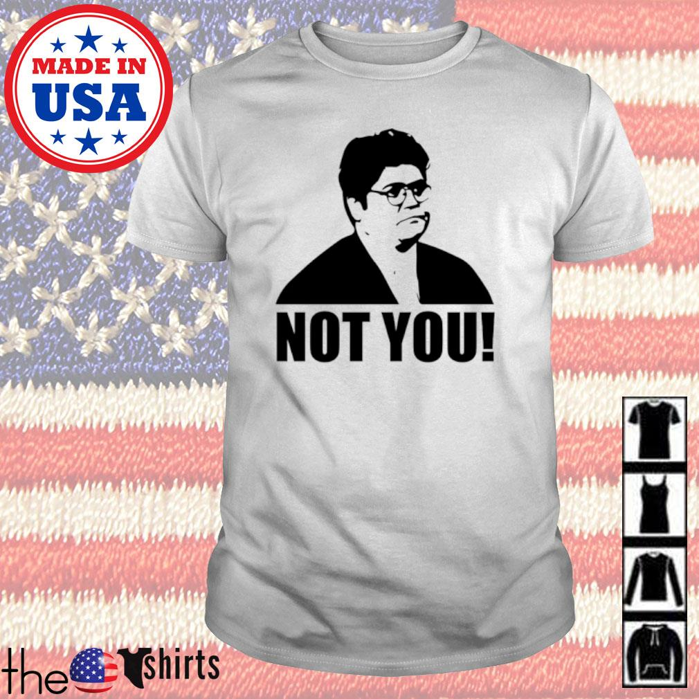 Not you Guillermo what we do in the shadows shirt