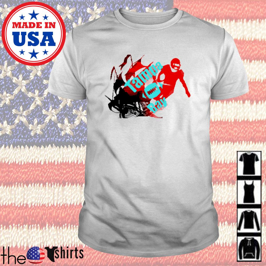 Tampa Bay Buccaneers team shirt