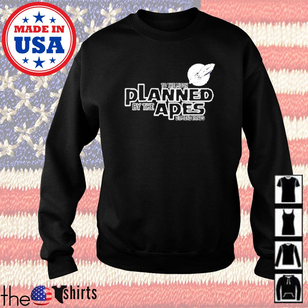 To the moon planned by the apes diamond hands s Sweater
